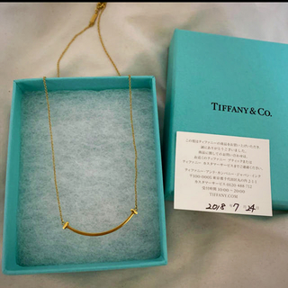 Tiffany & Co. - ティファニーTスマイル