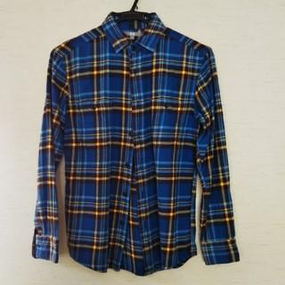 ユニクロ 暖か シャツ 男児150~160