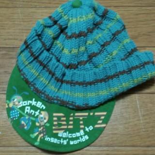 ビッツ(Bit'z)のキッズニット帽(帽子)