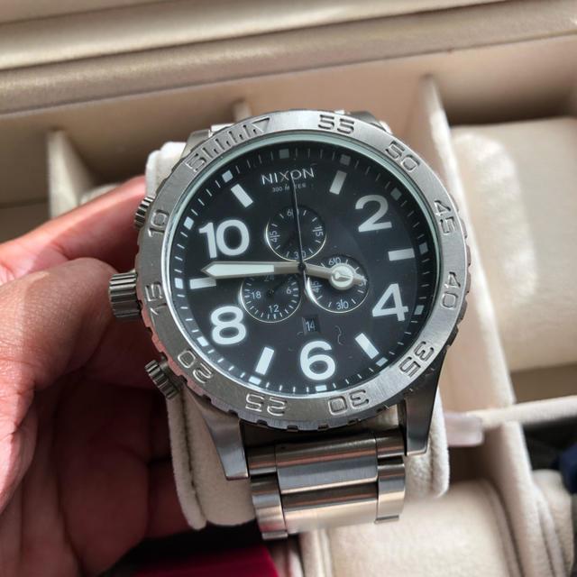 NIXON - NIXON 腕時計の通販