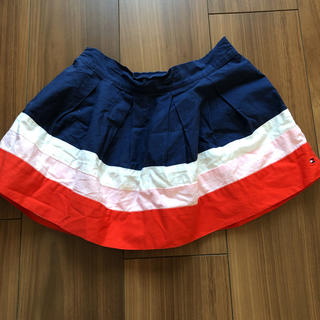トミーヒルフィガー(TOMMY HILFIGER)の美品。トミーヒルフィガー スカート 106〜113(スカート)