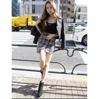RESEXXY - リゼクシー☆レイヤードツイードスカート