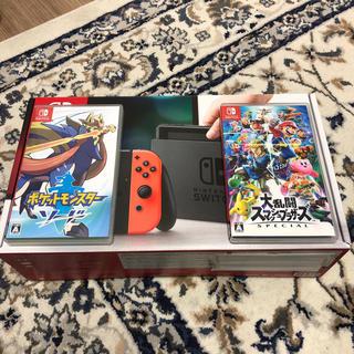 Nintendo Switch - ニンテンドースイッチ ソフト付き