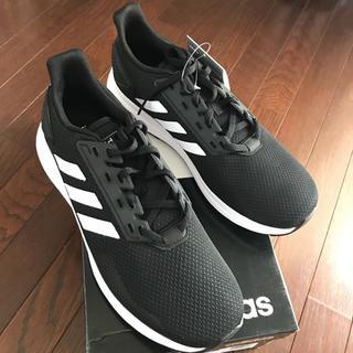 adidas - 27cmデュラモ9ワイド adidasランニングシューズ