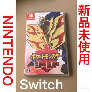Nintendo Switch - ポケモン シールド   任天堂 Switch ソフト