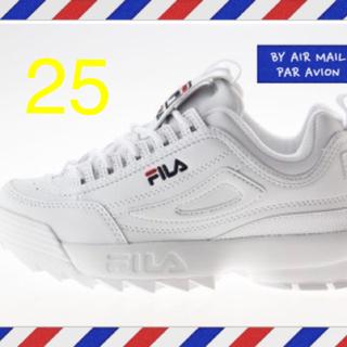 フィラ(FILA)の新品 FILADISRUPTOR2未使用 正規品(スニーカー)