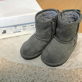 familiar - familiar ブーツ 14cm