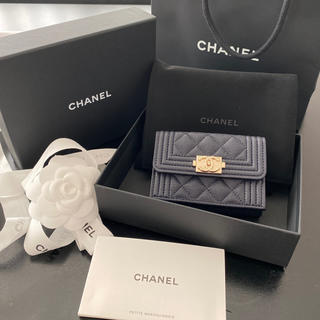 CHANEL - CHANEL コンパクト財布