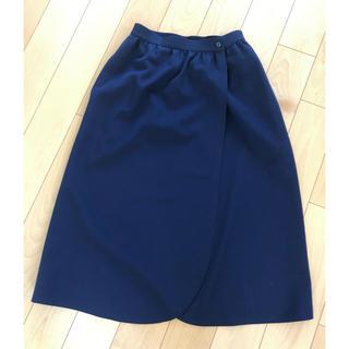 ハナエモリ(HANAE MORI)の【HANAE MORI】スカート(ひざ丈スカート)