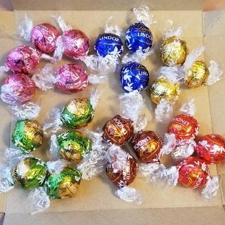Lindt - リンツ リンドール チョコ チョコレート お菓子