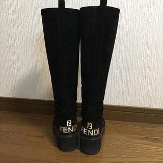 フェンディ(FENDI)のFENDI⭐️ロングブーツ(ブーツ)