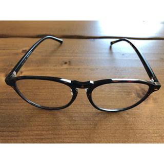 MUJI (無印良品) - 無印 ボストン型 サングラス 伊達メガネ