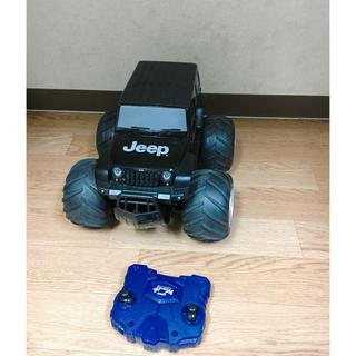 ジープ(Jeep)のJeep 水陸両用 ラジコン  Black (ホビーラジコン)