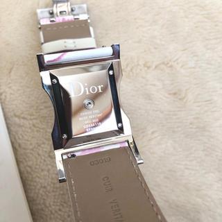 クリスチャンディオール(Christian Dior)のディオール腕時計*chris 47 steel*画像①📷(腕時計)