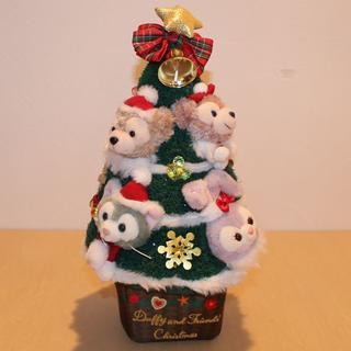 ダッフィー - ダッフィーのクリスマス ステラルー クリスマスツリー