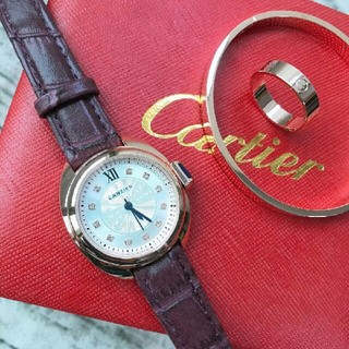 Cartier - CARTIERディオール3点セット腕時計パングルネックレス