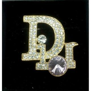 Dior - Dior 新品 クリスタルノベルティブローチ