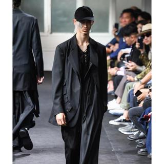 Yohji Yamamoto - 19ss yohji yamamoto look3 ジャケット