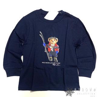 Ralph Lauren - スペシャル企画商品♫新作 24M/90 スキーポロベアロンT
