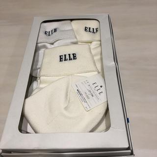 エル(ELLE)のELLE ソックス3点セット(ソックス)