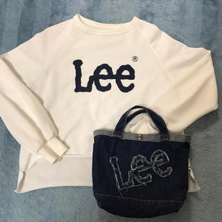 Lee - Lee ロゴトレーナーとbag