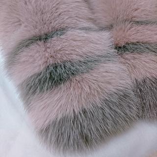 ルネ(René)のルネRENE ファーティペット2019 毛皮FOX レア完売(マフラー/ショール)