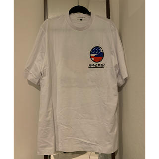 Supreme - gosha rubchinskiy dj tシャツ