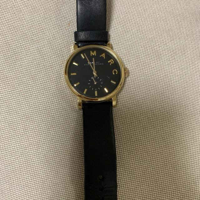 MARC BY MARC JACOBS - マークバイマークのメンズ腕時計の通販