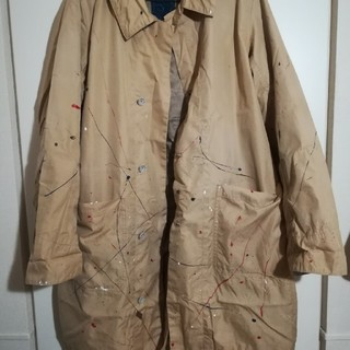 VISVIM - レア visvim I.C.T GREASE MONKEY COAT