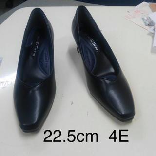 レディースパンプス22.5cm 4E(ハイヒール/パンプス)