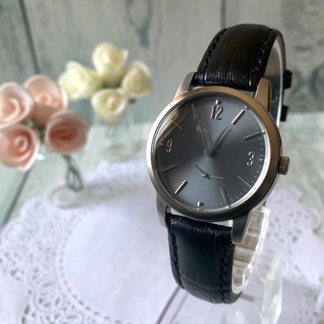 MARGARET HOWELL - 【電池交換済み】MARGARET HOWELL 腕時計 スモセコ ボーイズの通販