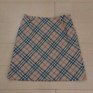 BURBERRY BLUE LABEL - スカート