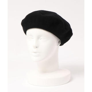SLY - SLY ウールベレー帽 ブラック