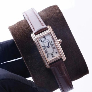 Cartier - カルティエ レディース 腕時計電池式 Cartier