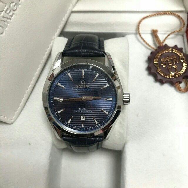 OMEGA - オメガ OMEGA 新品 シーマスター アクアテラ メンズ 腕時計の通販