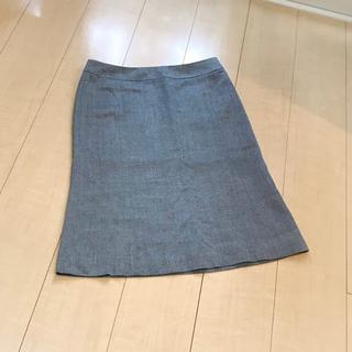 ユナイテッドアローズ(UNITED ARROWS)の《美品》UNITED ARROWS ミモレ丈スカート(ひざ丈スカート)