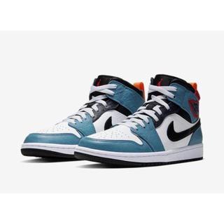 NIKE - Facetasm Nike Air Jordan 1 Mid Fearless
