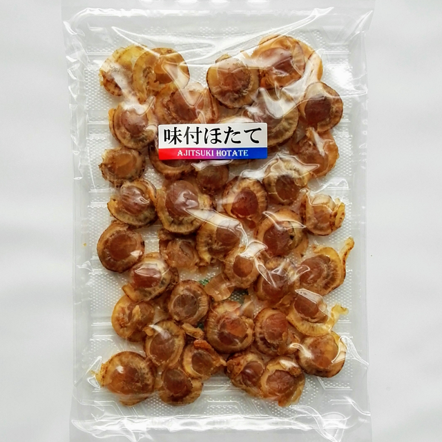 限定 激安 北海道産 貝柱もしっかり 炊き込み御飯に 味付ほたて おつまみ 珍味 食品/飲料/酒の食品(魚介)の商品写真