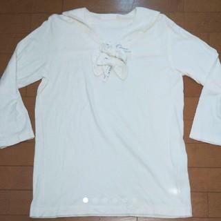 INGEBORG - 96インゲボルグロングTシャツ ベージュ