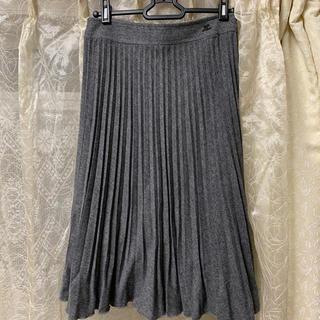 クレージュ(Courreges)のクレージュ☆美品プリーツスカート(ロングスカート)
