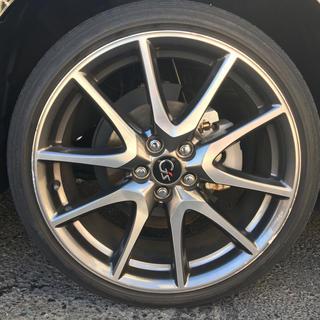トヨタ - Gs プリウス  アルミホイール 18インチ 純正 トヨタ