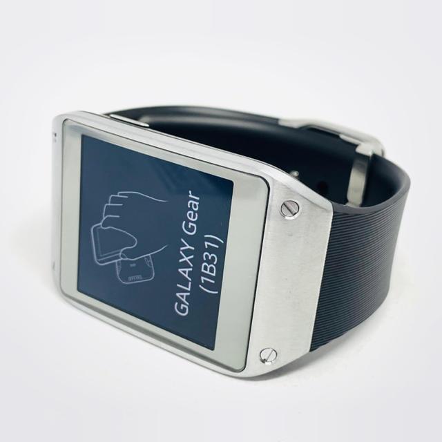 SAMSUNG - 【美品】Samsung GALAXY Gear SM-v700 腕時計の通販