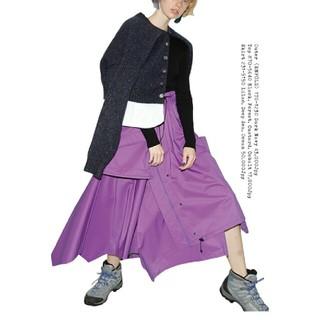 ENFOLD - nagonstans スリーレイヤーマウンテンスカート
