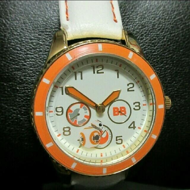 Disney - 腕時計「スター・ウォーズ」BB-8の通販
