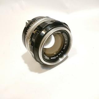 Nikon - ニコン オートニッコール 50mm 1:1.4