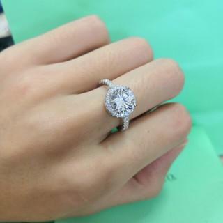 ティファニー(Tiffany & Co.)の✿お勧め TIFFANY & Co. リング(指輪) ダイヤ 本物 (リング(指輪))