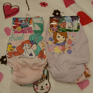 Disney - 最終値下げ☆ソフィアショーツ110 2枚×2