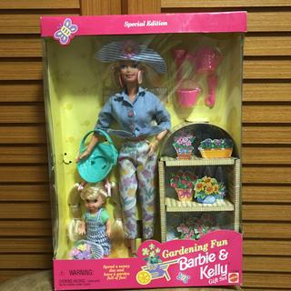 Barbie - 新品 バービー&ケリー 人形 ドール