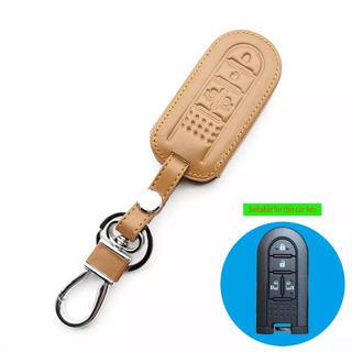 ダイハツ(ダイハツ)のダイハツ スマートキーケース2点セット タント DAIHATSU 4ボタン(車内アクセサリ)