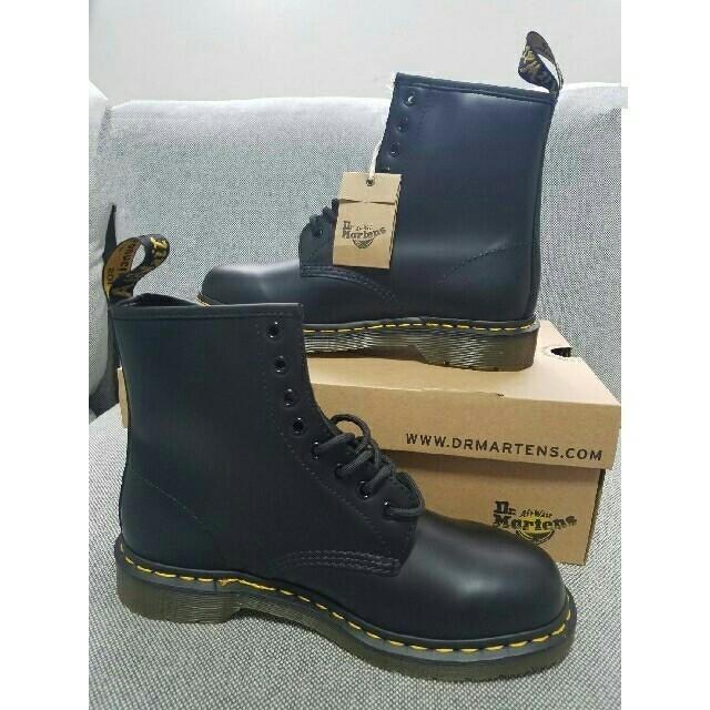 Dr.Martens(ドクターマーチン)のUK5☆セール☆ Dr.Martens  8ホール 正規品 レディースの靴/シューズ(ブーツ)の商品写真